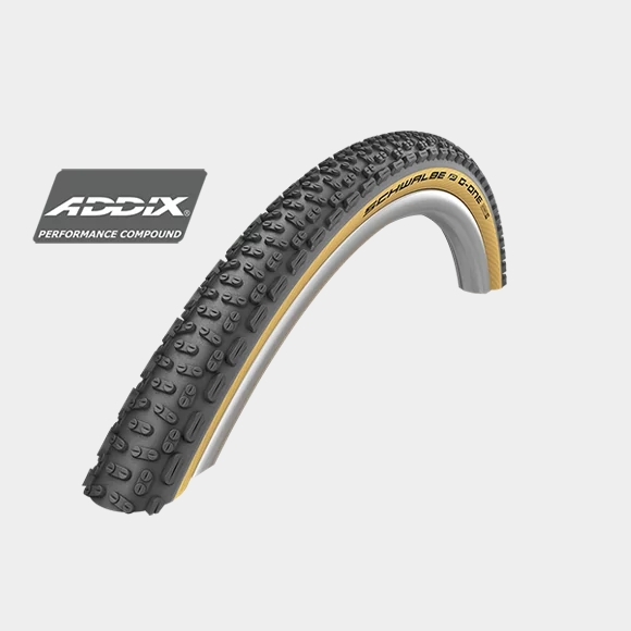 Däck Schwalbe G-One Ultrabite RaceGuard Addix 40-622 (28x1.50 700x38C) Classic Skin vikbart svart