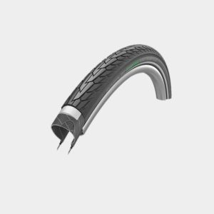Däck Schwalbe Road Cruiser Plus Green Compound PunctureGuard 47-507 (24 x 1.75) reflex