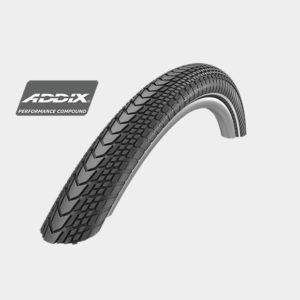 Däck Schwalbe Marathon Almotion ADDIX MicroSkin TLE 50-622 (28 x 2.00) vikbart reflex