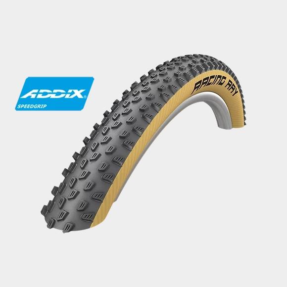 Däck Schwalbe Racing Ray ADDIX SpeedGrip Classic Skin 57-622 (29 x 2.25) vikbart