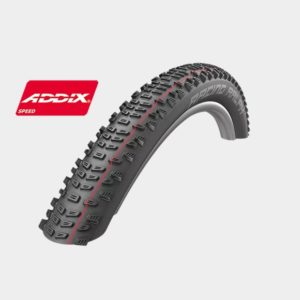 Däck Schwalbe Racing Ralph Addix Speed 57-622 (29x2.25) vikbart svart