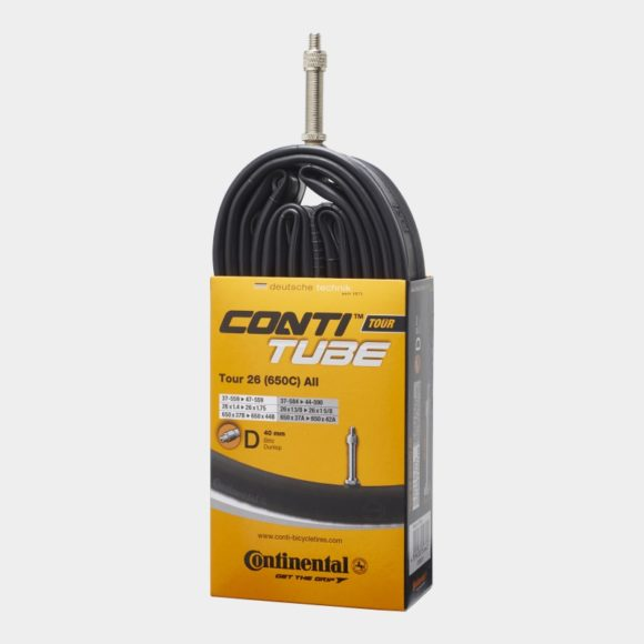 """Slang Continental Tour All 26"""" 37/47-559 37/44-590 cykelventil 40 mm"""