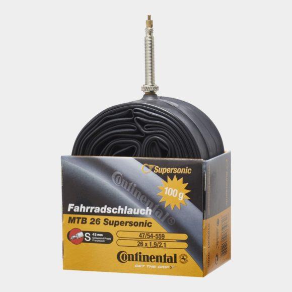 "Slang Continental MTB Supersonic 26"" 47/55-559 racerventil 42 mm"