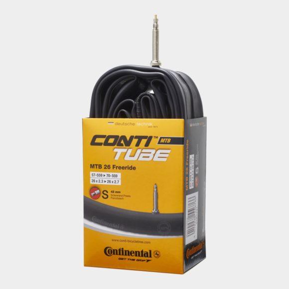 """Slang Continental MTB Freeride 26"""" 57/70-559 racerventil 42 mm"""