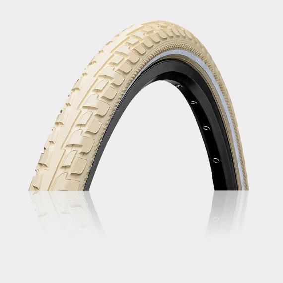 Däck Continental RIDE Tour ExtraPuncture Belt 37-622 (700 x 35C / 28 x 1 3/8 x 1 5/8) creme