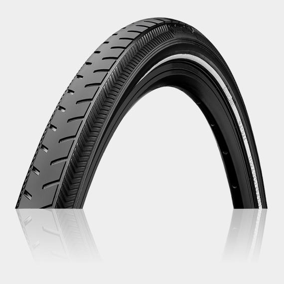 Däck Continental RIDE Classic ExtraPuncture Belt 40-635 (700 x 38B / 28 x 1 1/2 x 1 3/8) reflex grå