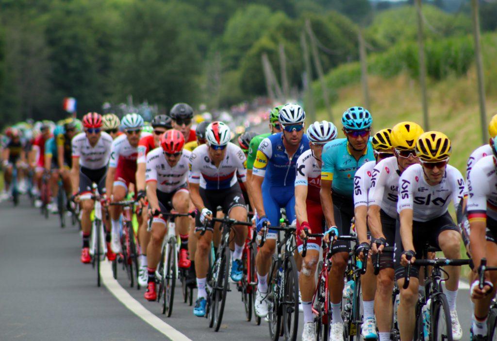 landsvägscyklister