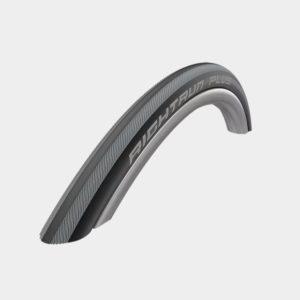 Rullstolsdäck Schwalbe RightRun Plus Grey Stripes Black 'n' Roll SmartGuard 25-540 (24 x 1.00)