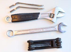 verktyg för slangbyte