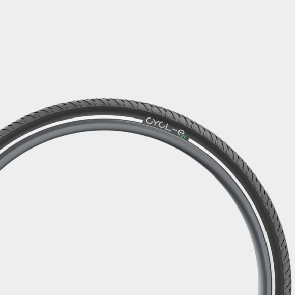 Däck Pirelli Cycl-e XT Cap & Base Cap & Base Tech 42-622 (700 x 40C / 28 x 1.60) reflex