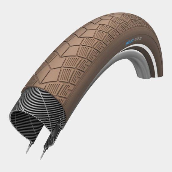 Däck XLC VT-C01 Big X 50-622 (28 x 2.00) reflex brun