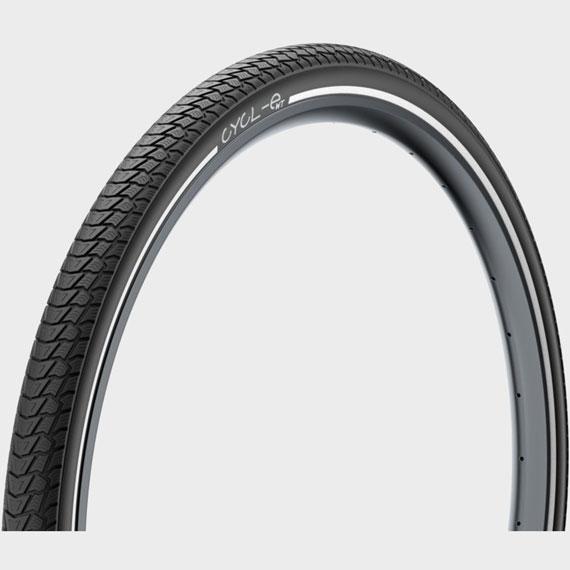 Däck Pirelli Cycl-e WT Cap & Base Cap & Base Tech 50-584 (650B x 50C / 27.5 x 2.00) reflex