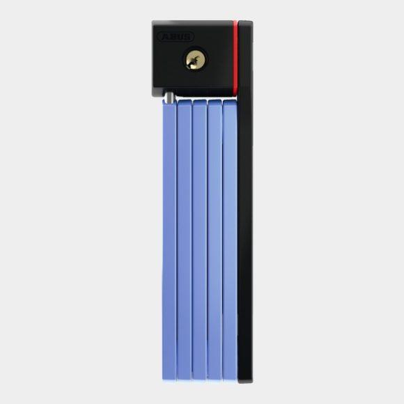 Vikbart lås ABUS uGrip Bordo 5700, 80 cm, blå, inkl. fäste (SH)