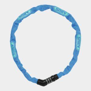 Kättinglås ABUS Steel-O-Chain 4804C, 75 cm, Ø4 mm, blå