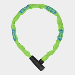 Kättinglås ABUS Steel-O-Chain 5805K, 75 cm, Ø5 mm, limegrön