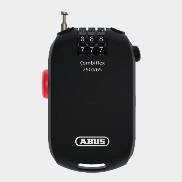 Vajerlås ABUS Combiflex 2501, 65 cm, Ø1.6 mm
