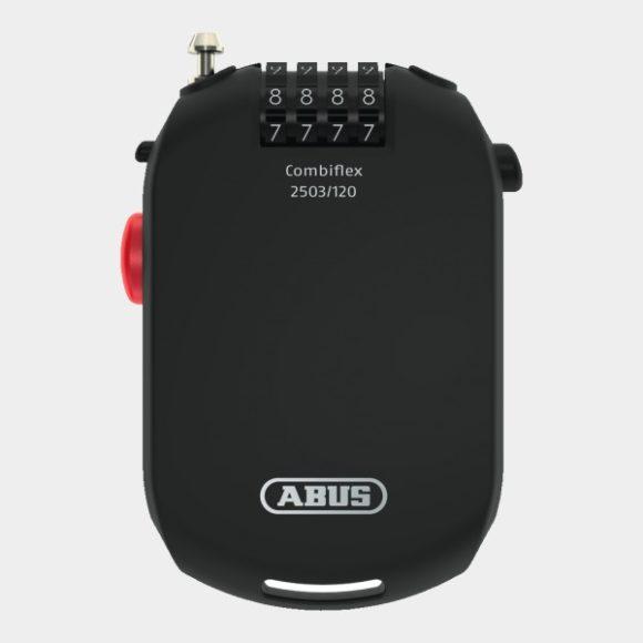 Vajerlås ABUS Combiflex 2503, 120 cm, Ø2.5 mm