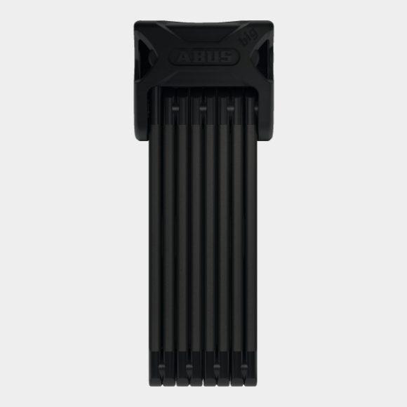 Vikbart lås ABUS Bordo Big 6000, 120 cm, inkl. fäste (SH)