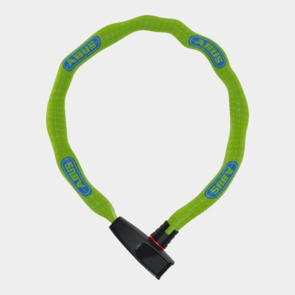 Kättinglås ABUS Catena 6806K, 75 cm, Ø6 mm, Neon Green