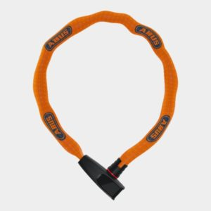 Kättinglås ABUS Catena 6806K, 75 cm, Ø6 mm, Neon Orange