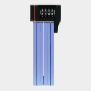 Vikbart lås ABUS uGrip Bordo 5700C, 80 cm, blå, inkl. fäste (SH)