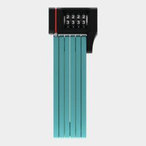 Vikbart lås ABUS uGrip Bordo 5700C, 80 cm, lime, inkl. fäste (SH)