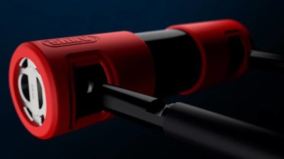 Bygellås ABUS Alarm 440A, 160 mm, inkl. fäste (USH)