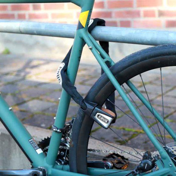 Kättinglås ABUS 8900, 85 cm, Ø8 mm