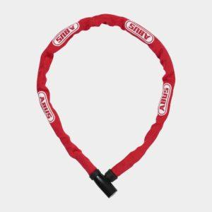 Kättinglås ABUS Steel-O-Chain 4804K, 75 cm, Ø4 mm, röd