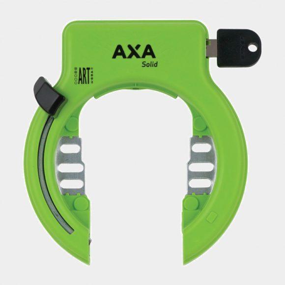 Ramlås AXA Solid, grön