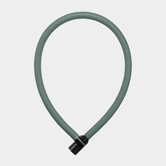 Vajerlås AXA Resolute, 60 cm, Ø6 mm, grön