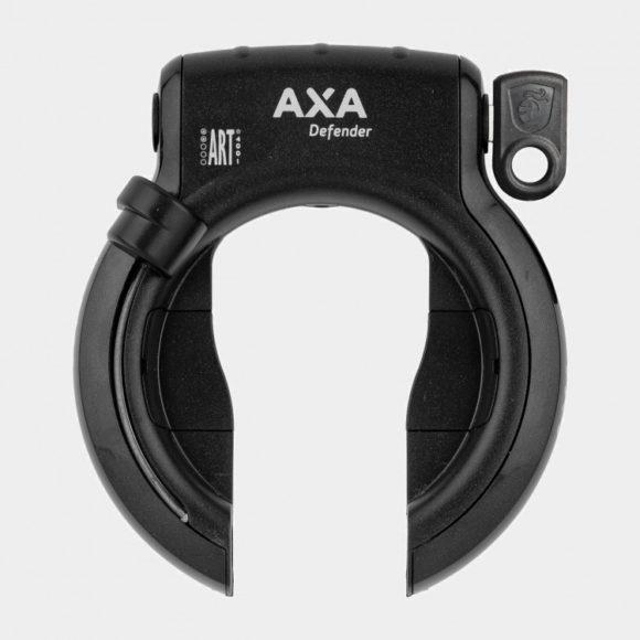 Ramlås AXA Defender + Ramlåskätting Plug-in AXA RLC, 140 cm, Ø5.5 mm + väska