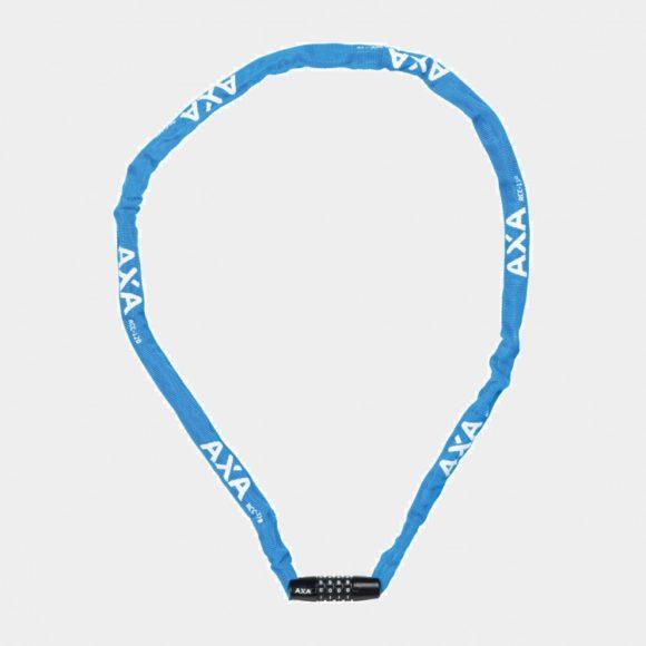 Kättinglås AXA Rigid RCC, 120 cm, Ø3.5 mm, blå