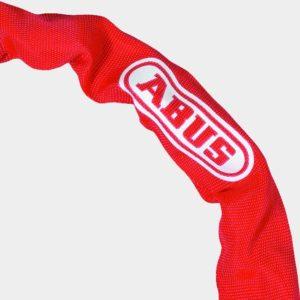 Kättinglås ABUS Combo 5805C, 75 cm, Ø5 mm, röd