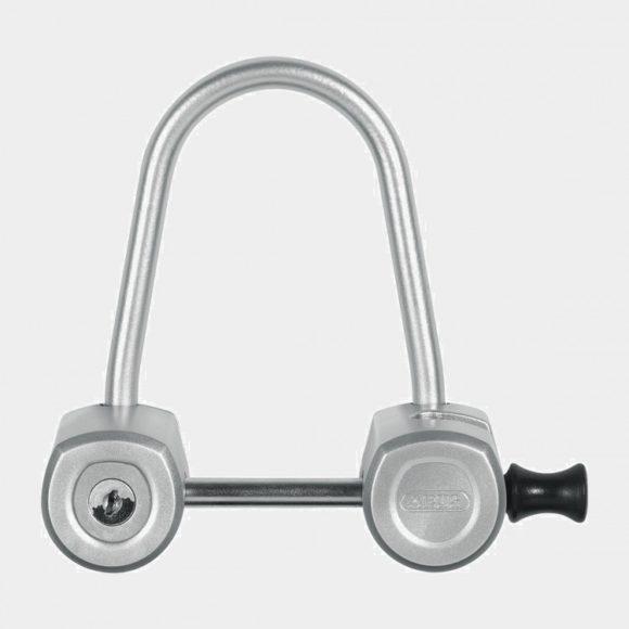 Klicklås ABUS Protectus CL 5000 CL, silver