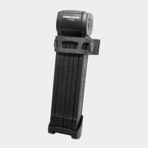 Vikbart lås Trelock FS 380 Trigo L, 100 cm, inkl. hållare