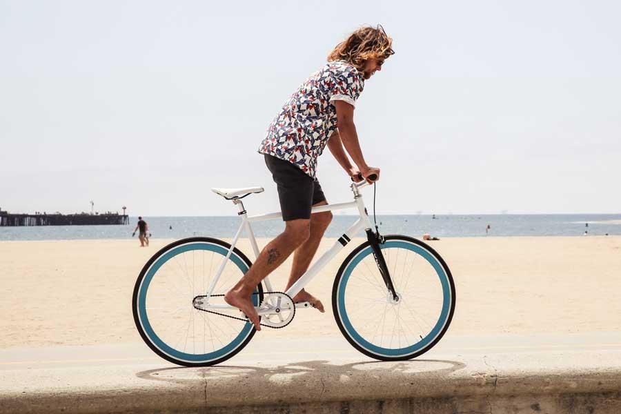 man provcyklar begagnad cykel