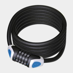 Spirallås XLC LO-L13, 120 cm, Ø6 mm