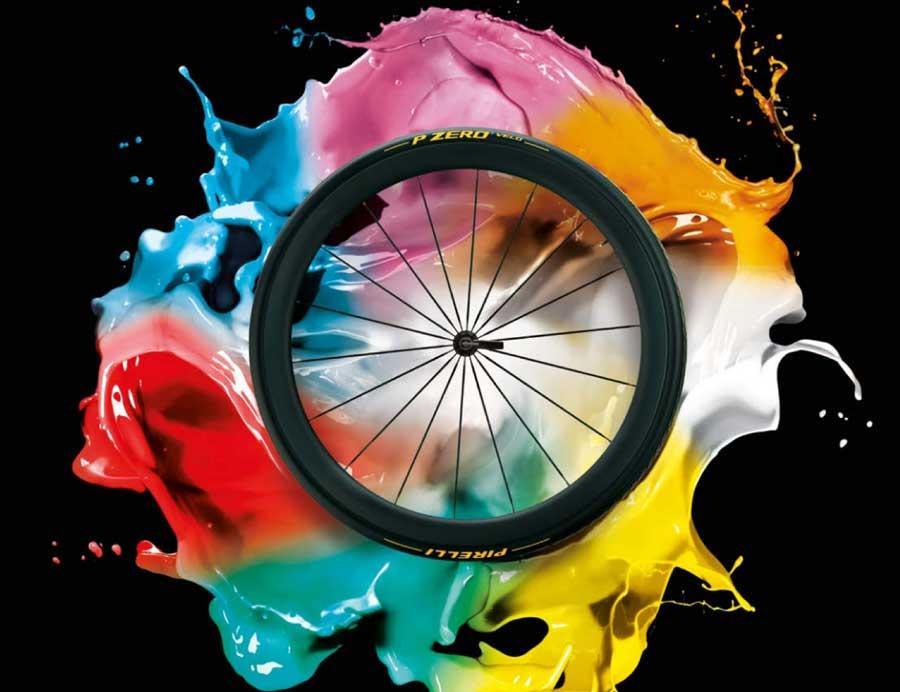 Pirelli more than black