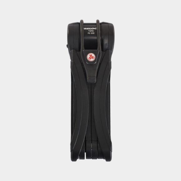 Vikbart lås Trelock FS 500 Toro, 90 cm, inkl. hållare