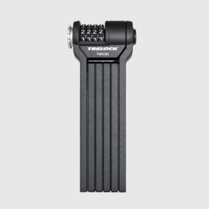 Vikbart lås Trelock FS 260 Code, 85 cm, inkl. hållare