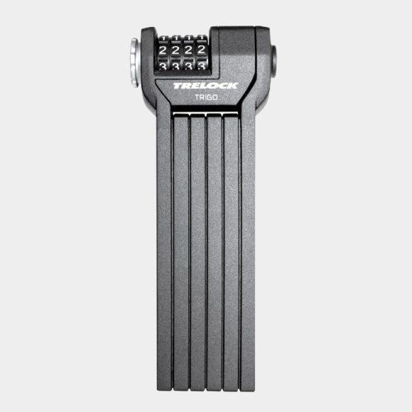 Vikbart lås Trelock FS 360 Code, 85 cm, inkl. hållare