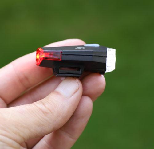 Universallampa M-Wave Apollon Dual 3.8 USB
