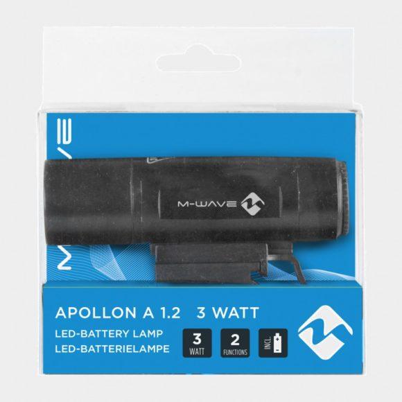 Framlampa M-Wave Apollon A 1.2.3W