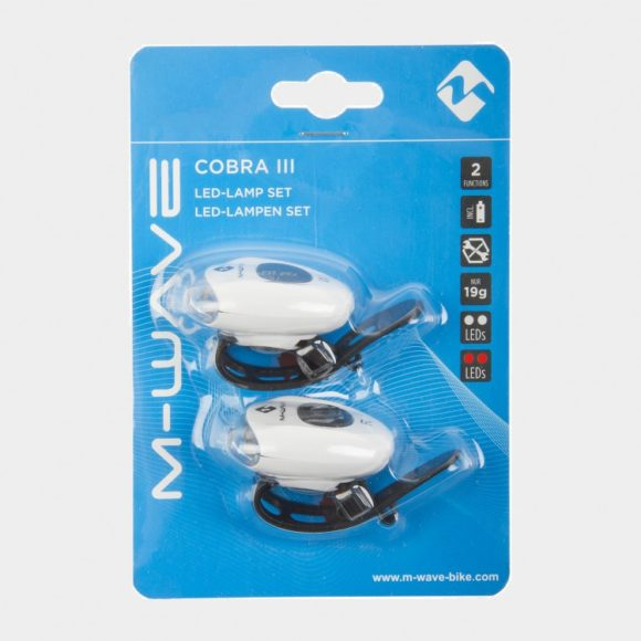 Lampset M-Wave Cobra III
