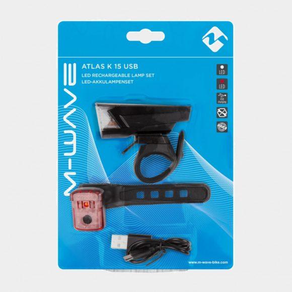Lampset M-Wave Atlas K 15 USB