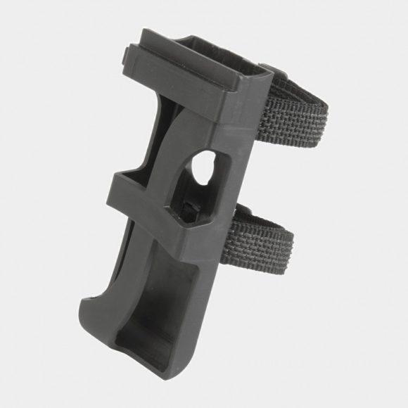 Vikbart lås M-Wave F 875/6 Twin, 87.5 cm, 2-pack, inkl. fäste