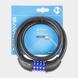 Spirallås M-Wave DS 12.10 S, 100 cm, Ø12 mm