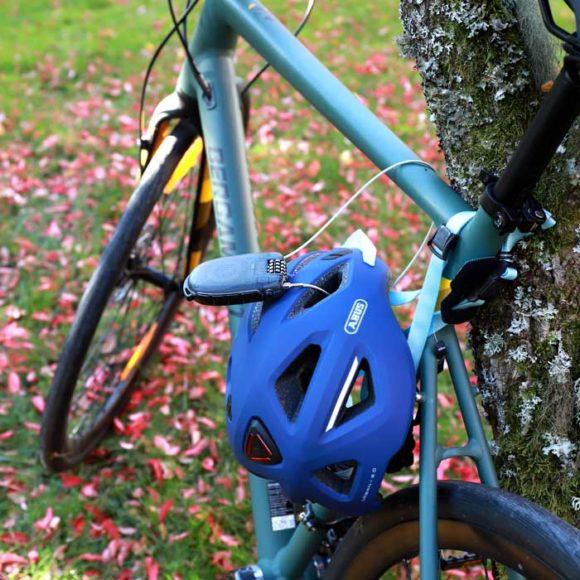 Vajerlås M-Wave Lock 'N 'Roll D 24.9, 90 cm, Ø2.4 mm