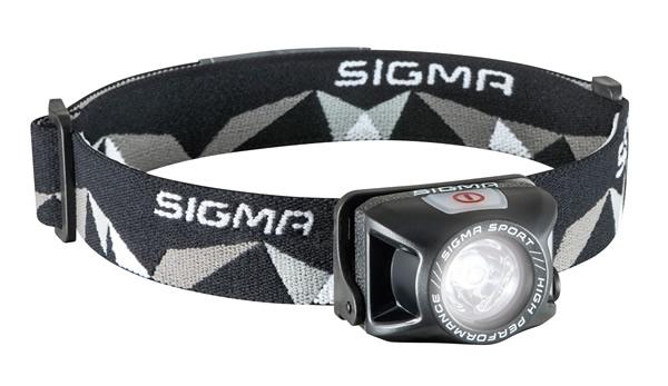 Pannlampa Sigma Headled II